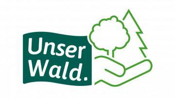 """Hessische Staatskanzlei im Rahmen der Kampagne """"Unser Wald"""""""